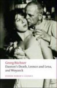 [해외]Danton's Death, Leonce and Lena, Woyzeck