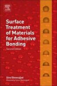 [해외]Surface Treatment of Materials for Adhesive Bonding