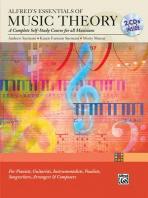 [해외]Alfred's Essentials of Music Theory (Paperback)