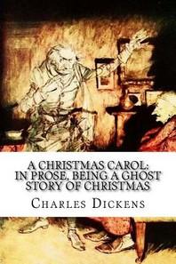 [해외]A Christmas Carol (Paperback)