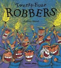 [해외]Twenty-Four Robbers