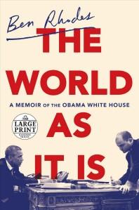 [해외]The World as It Is (Paperback)