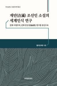 재만 조선인 소설의 세계인식 연구(한국문화사 국제 한국학 총서)