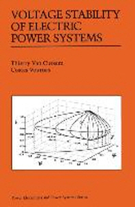 [해외]Voltage Stability of Electric Power Systems