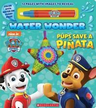 Paw Patrol Water Wonder Storybook