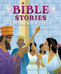 [해외]Bible Stories for Courageous Girls
