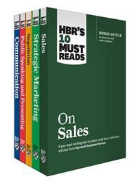 [해외]Hbr's 10 Must Reads for Sales and Marketing Collection (5 Books) (Paperback)
