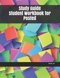 [해외]Study Guide Student Workbook for Posted (Paperback)