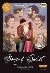 [해외]Romeo and Juliet the Graphic Novel (Library Binding)