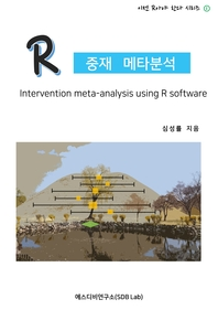 R 중재 메타분석 (Intervention meta-analysis using R software)