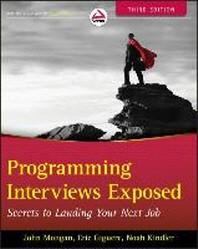 [해외]Programming Interviews Exposed (Paperback)