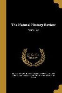 [해외]The Natural History Review; Volume 1861 (Paperback)