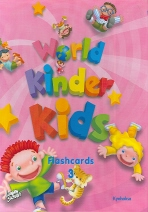 World Kinder Kids (Flashcards 3)