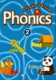 PHONICS 2(HAPPY HOUSE)(교재)