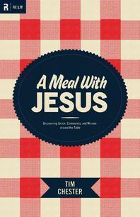 [해외]A Meal with Jesus (Paperback)