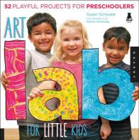 [해외]Art Lab for Little Kids