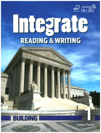 Integrate Reading & Writing Building. 1