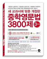 중학영문법 3800제 3학년(2014)(개정판)