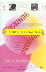 [해외]The Physics of Baseball