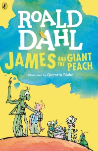 James and the Giant Peach(Paperback)