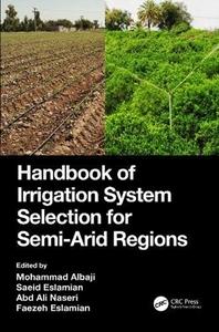 [해외]Handbook of Irrigation System Selection for Semi-Arid Regions