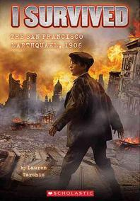 [해외]I Survived the San Francisco Earthquake, 1906 (Prebound)