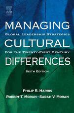 Managing Cultural Differences, 6/e