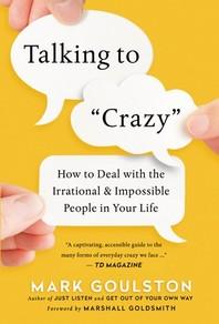 [해외]Talking to Crazy (Hardcover)