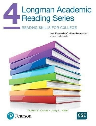 Longman Academic Reading Series. 4 with Essential Online Resources