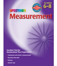 Spectrum Measurement Grade 6-8