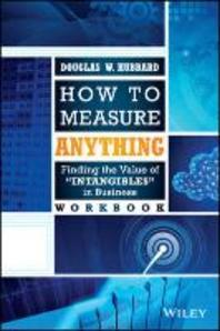 [해외]How to Measure Anything Workbook