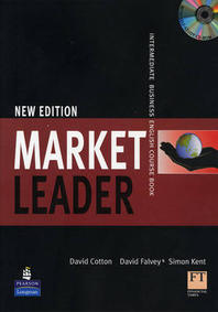 MARKET LEADER: INTERMEDIATE BUSINESS ENGLISH COURSE BOOK (NEW EDITION)