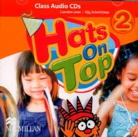 Hats On Top. 2 Class Audio CD