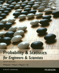 Probability and Statistics for Engineers and Scientists(Global Edition)