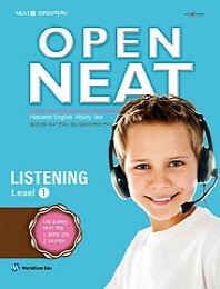 OPEN NEAT Listening Level. 1(CD1장포함)