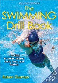 [해외]The Swimming Drill Book 2nd Edition