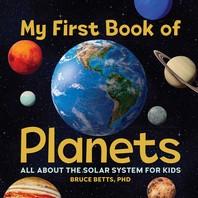 [해외]My First Book of Planets