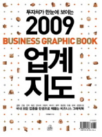 2009 업계지도(투자처가 한눈에 보이는) (Paperback)
