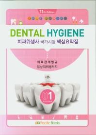 Dental Hygiene. 1: 의료관계법규 , 임상치위생처치(2020)