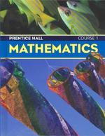 MATHEMATICS COURSE 1(PRENTICE HALL)