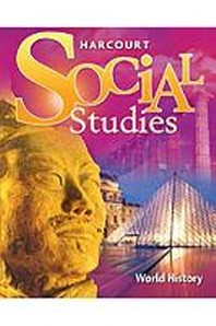 Harcourt Social studies 6 (World History) (2007) ///3000