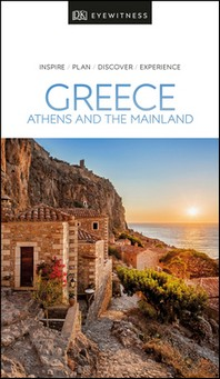 [해외]DK Eyewitness Greece, Athens and the Mainland (Paperback)