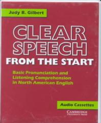 Clear Speech From the Start : Cassette Tape 3개