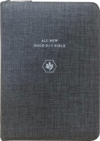 ALL NEW 굿데이성경(개역개정/미니합본/패브릭/그레이/지퍼/색인)