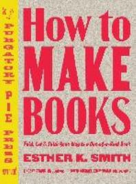 [해외]How to Make Books