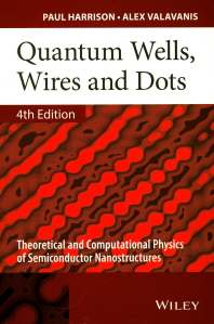 Quantum Wells, Wires and Dots, 4e