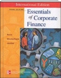 Essentials of Corporate Finance, 7/E