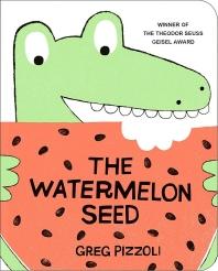 [해외]The Watermelon Seed [board Book]
