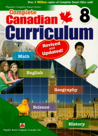 Complete Canadian Curriculum: Grade 8