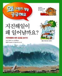 지진해일이 왜 일어날까요(왜 그런지 정말 궁금해요 30)(양장본 HardCover)